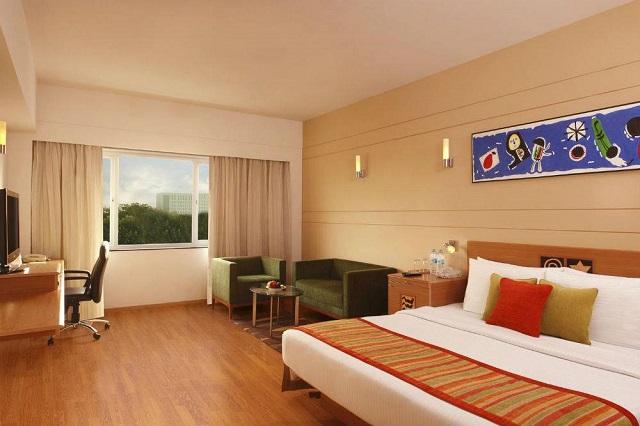 Dormitorios en color durazno for Colores para pintar una entrada