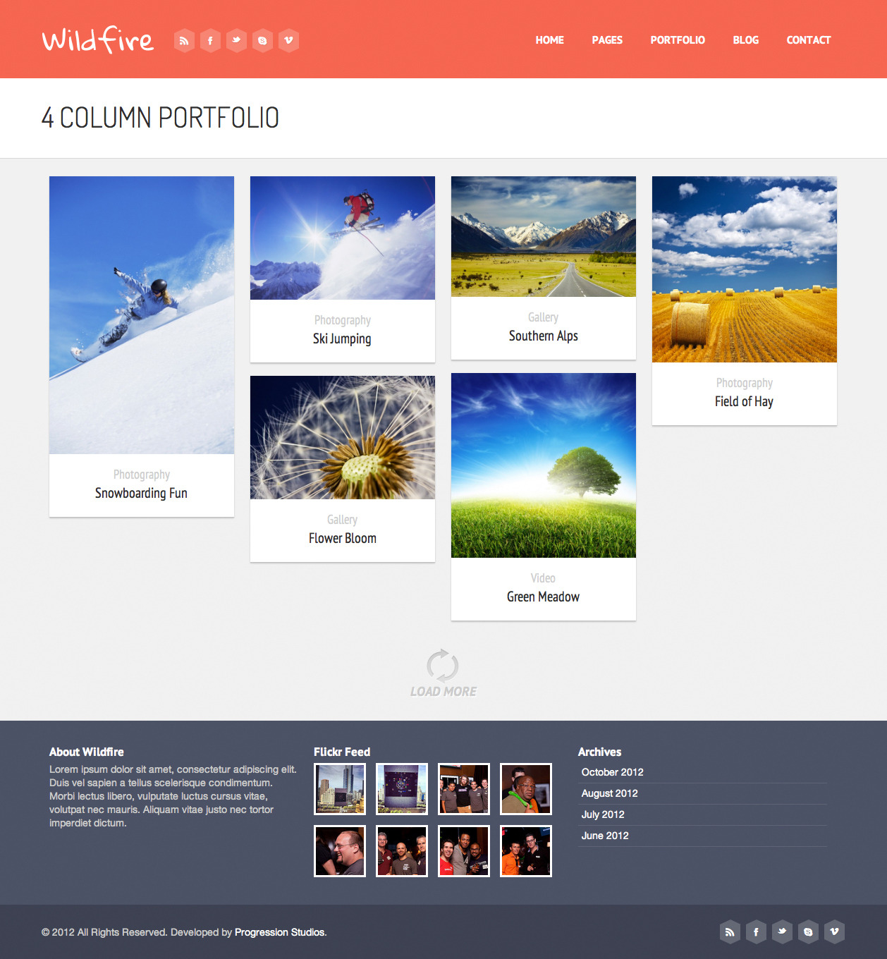 Wildfire-Responsive-Photography-and-Portfolio-Template
