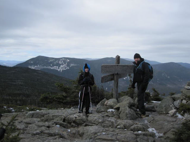 Mount Jackson Summit (4.052 ft.)