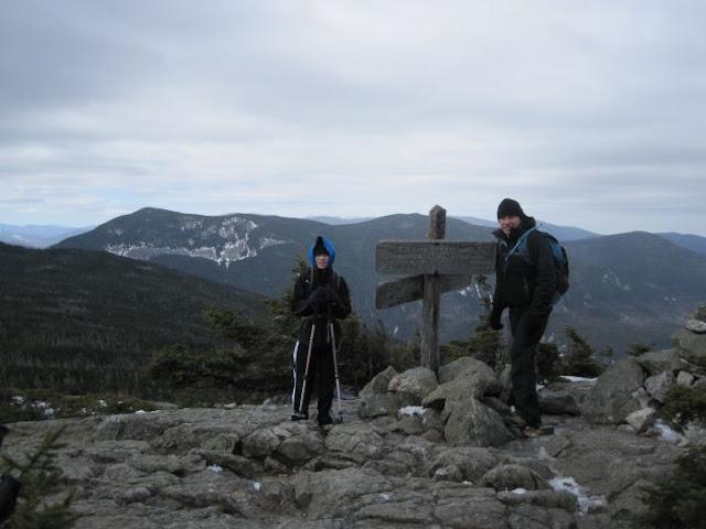 Mount Jackson Summit (4.052 ft.)