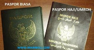 Cara Membuat Paspor Haji Dan Umroh Online 2015