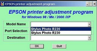 download resetter epson r230
