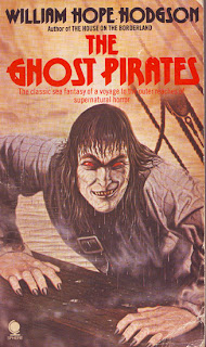 The Ghost Pirates, 1981, copertina