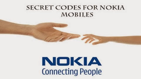 nokia mobile secret codes