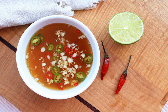 Nuoc cham everyday vietnamese dipping sauce girl cooks world for Vietnamese fish sauce