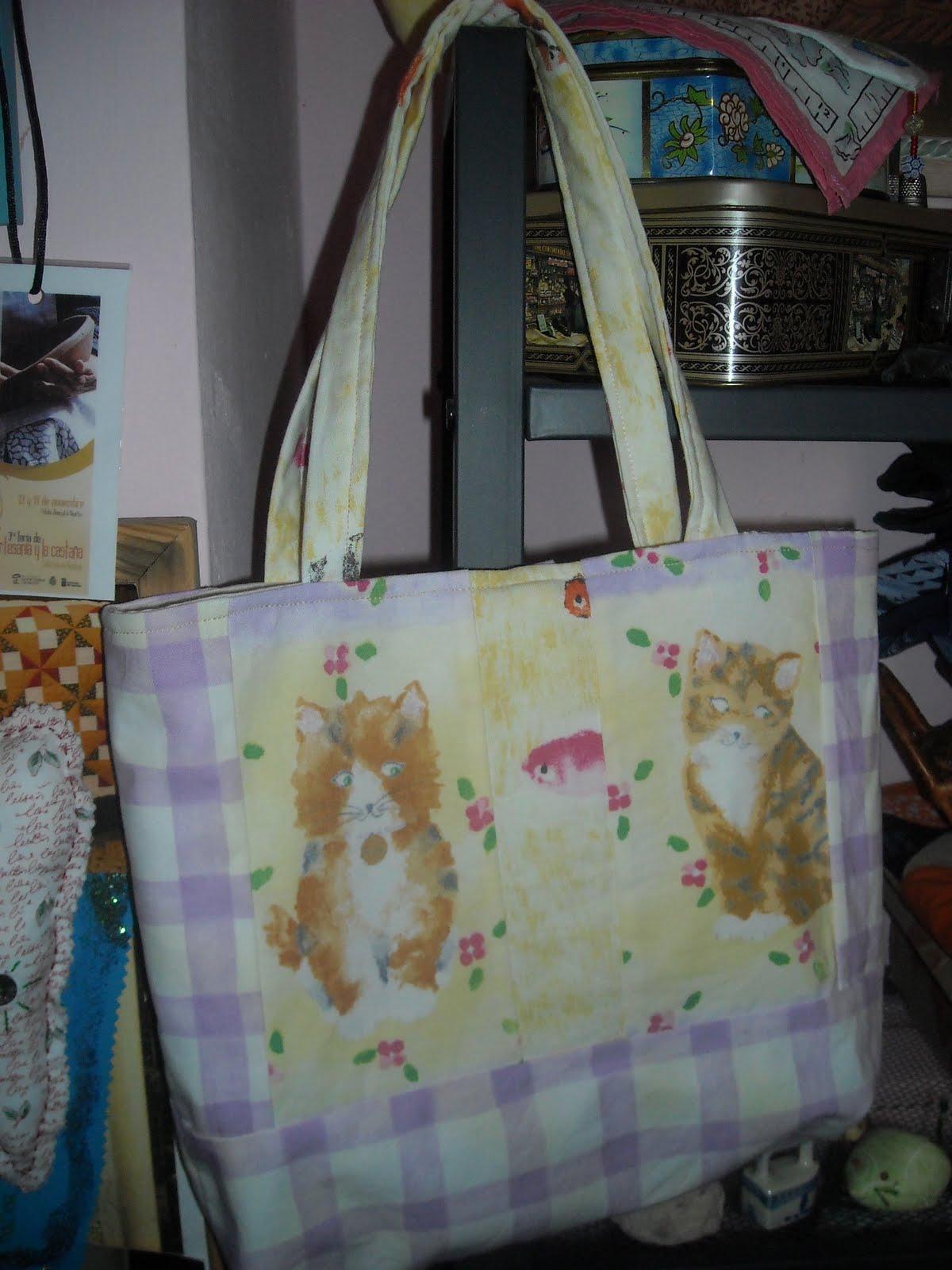 Gloria patchwork bolsitos infantiles - Muestrario de telas para cortinas ...
