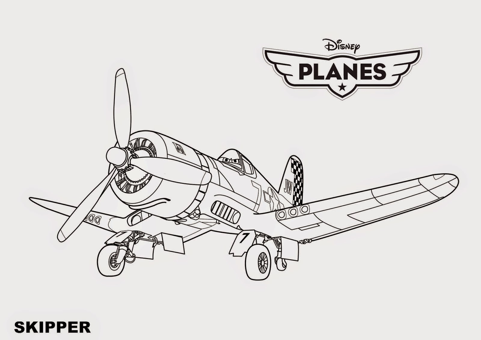 Planes 2 coloring pages - Kids Favorite Coloring Sheets With Animals 15 Images