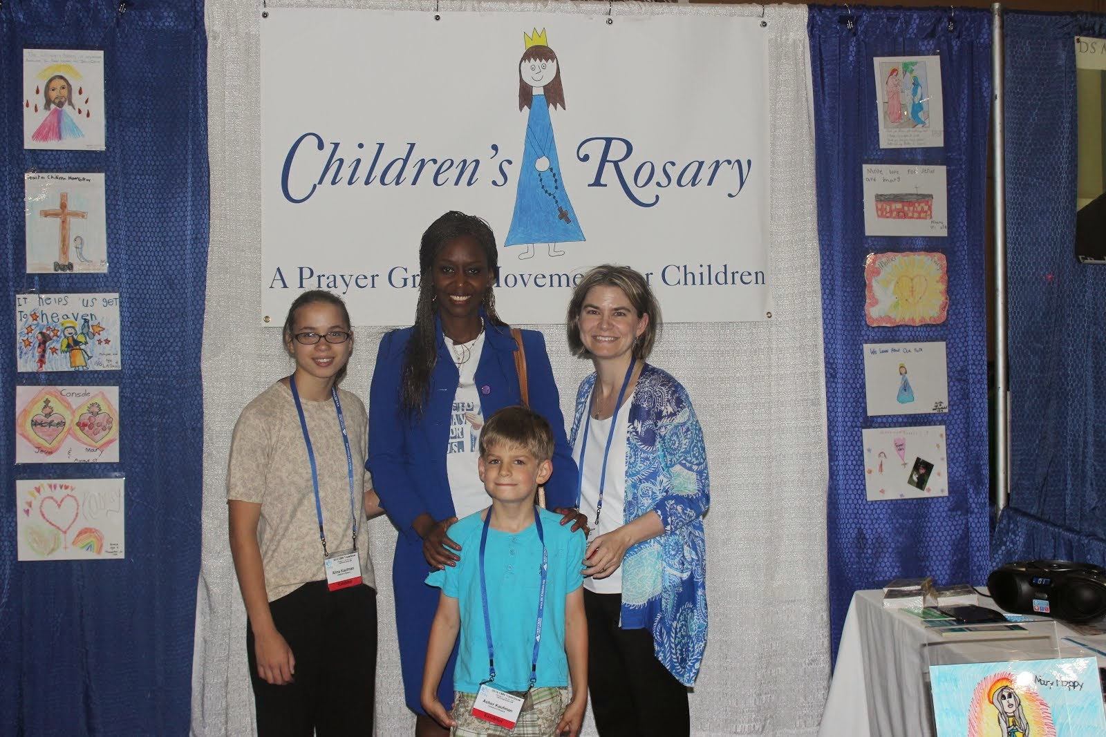 Children's Rosary Advisory Board