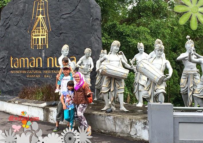 Taman Nusa Bali,jalan jalan ke Taman Nusa Bali