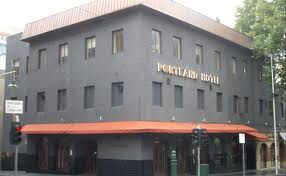 Portland Hotel, Little Collins Street and Russell Street, Melbourne