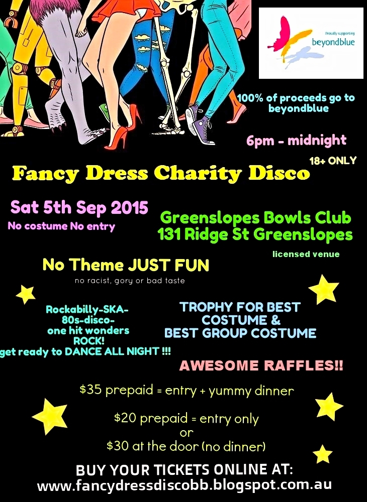 Fancy Dress Disco 2015