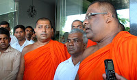 Undetectable Political Hand Behind Maggi - Gnansara Thera