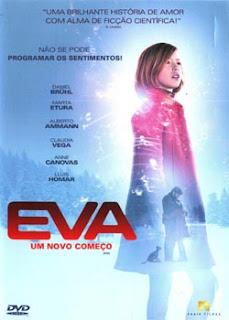 Eva Um Novo Recomeço DVDRip AVI Dual Áudio