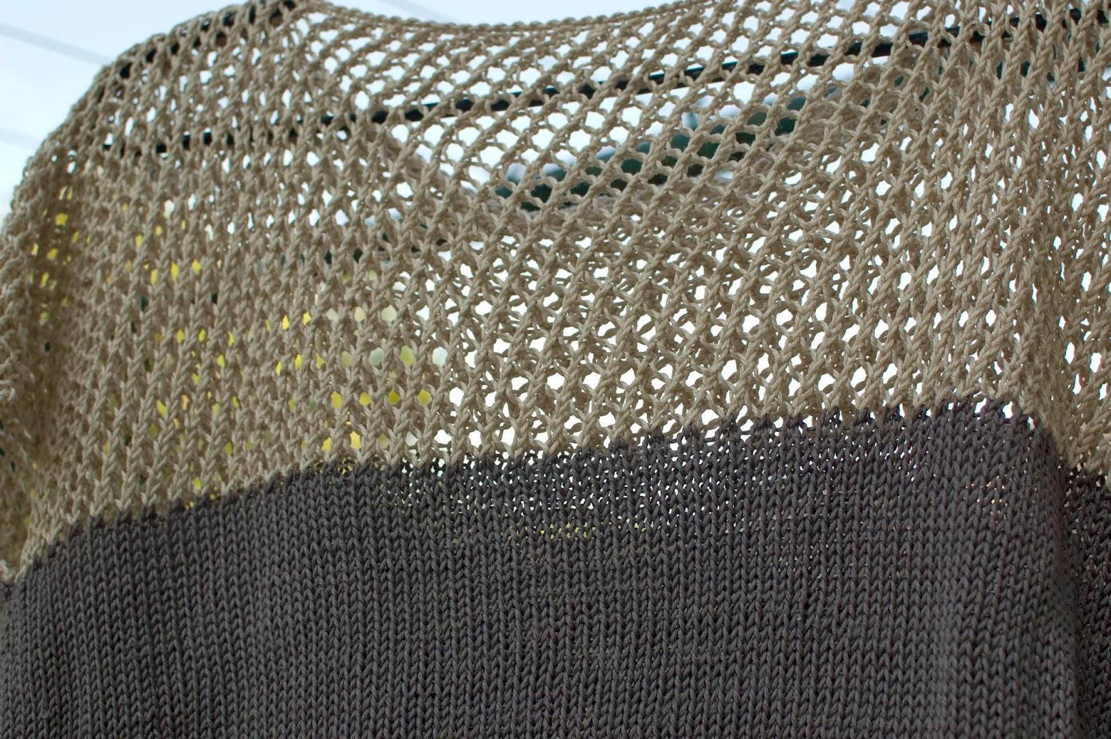 top coton adriafil maillage