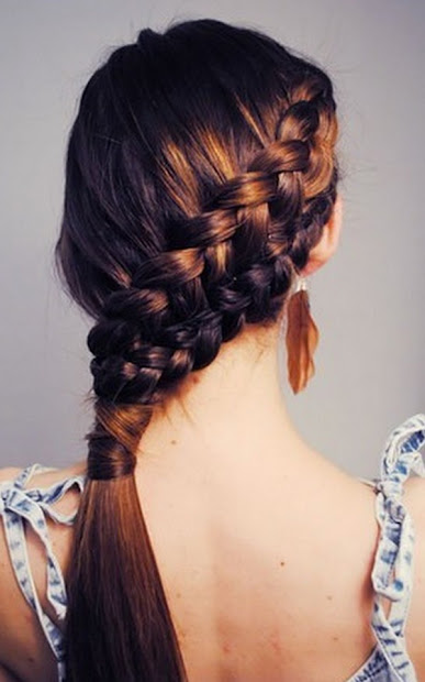 long school hairstyles 2013