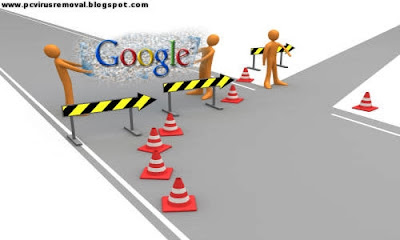 Google Redirect Virus Removal