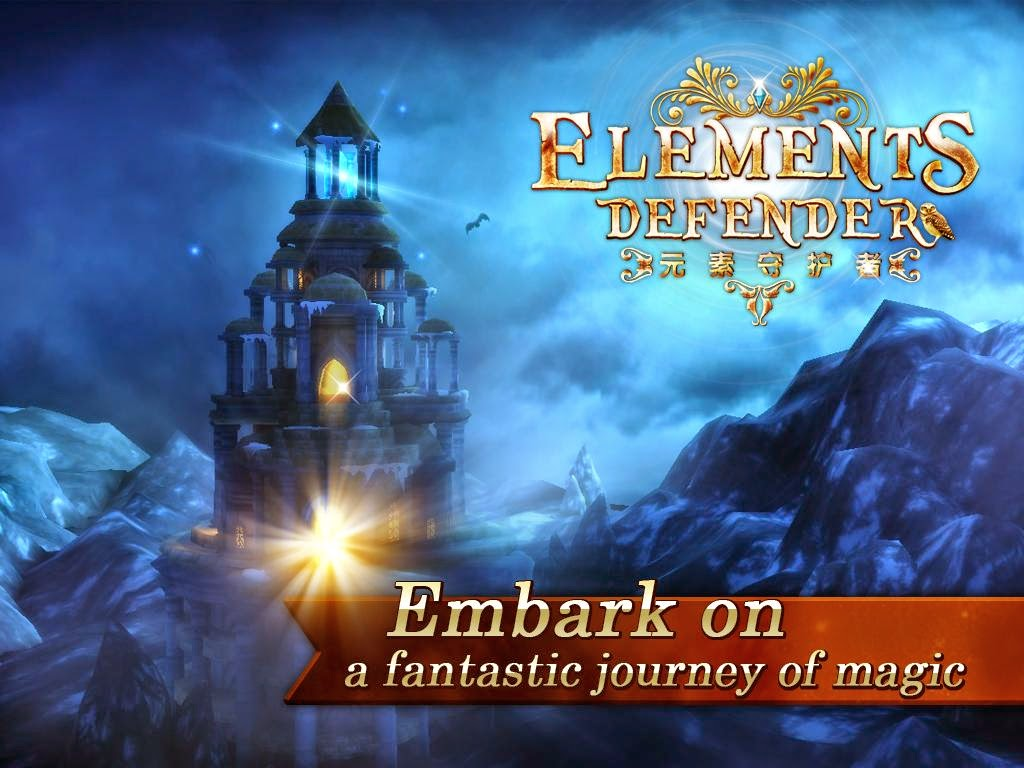 Elements Defender v1.2 APK+DATA (Free Shopping)