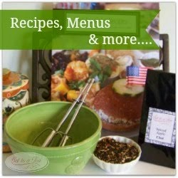 Click here for tea time recipes and more!