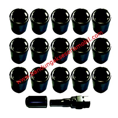 Baut Kijang / Innova / Avanza / Honda (12mmx1.50) Black