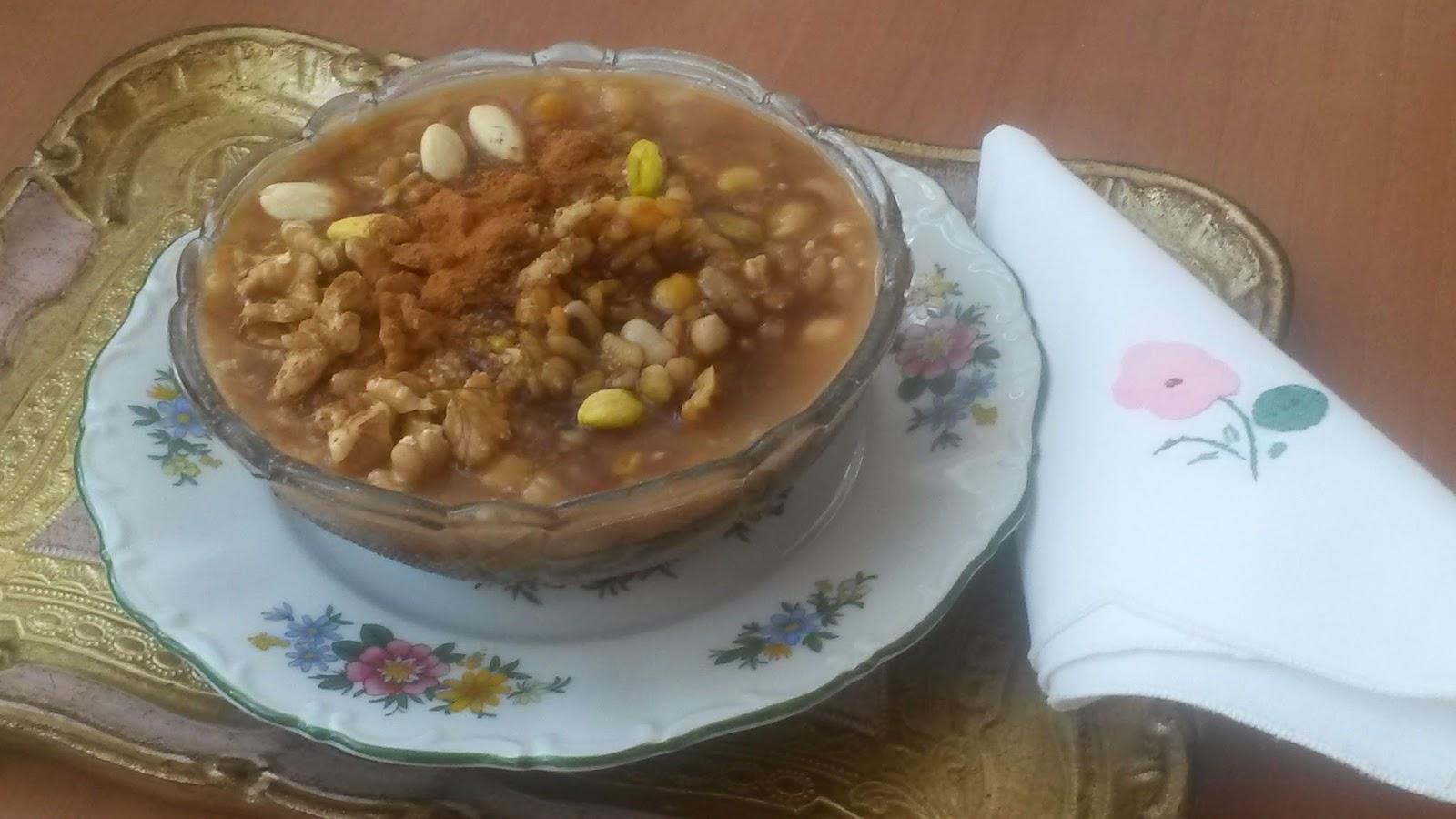 Sarkaç: Yoğurtlu Nohut Çorbası