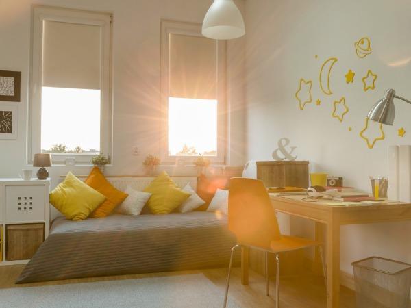 7 Trucos para hacer del cuarto de los niños un lugar mucho más especial