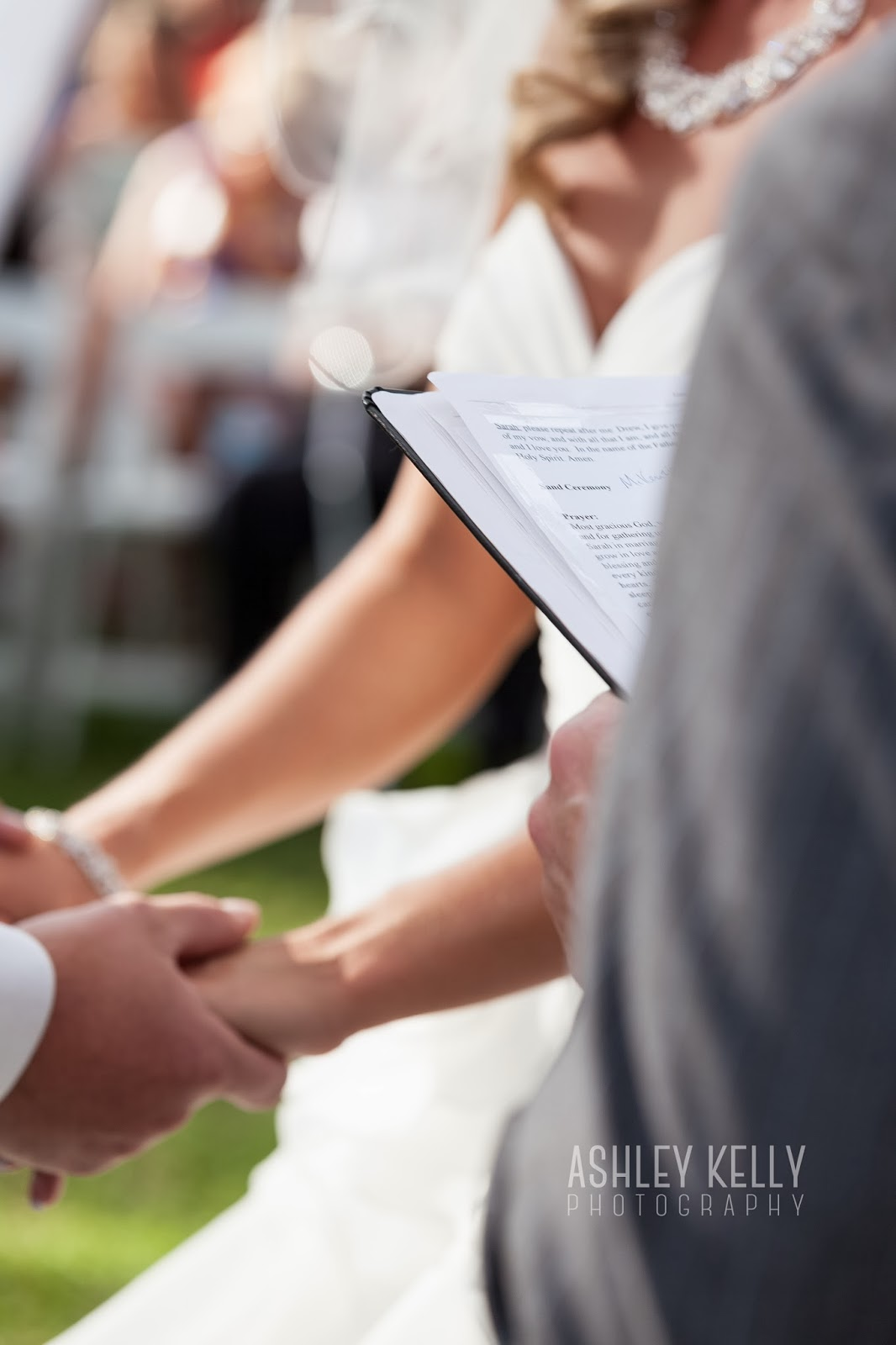 Sarah + Drew's Cathedral Oaks Wedding | Ashley Kelly Photography