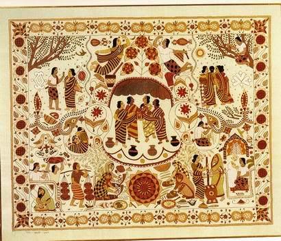 QUILT (KANTHA) ART OF BENGAL