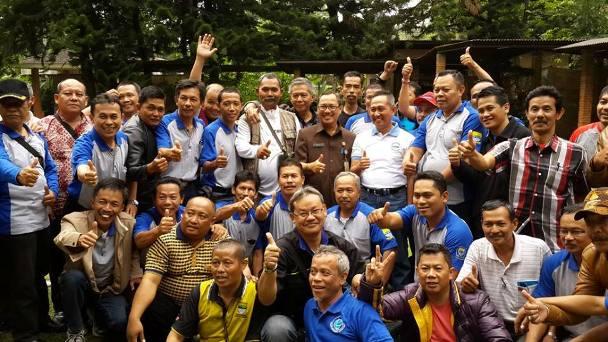 Kegiatan Pembinaan Lurah Kota Bandung