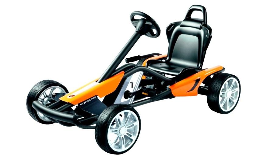 Porsche Go-Kart. Majalah Otomotif Online