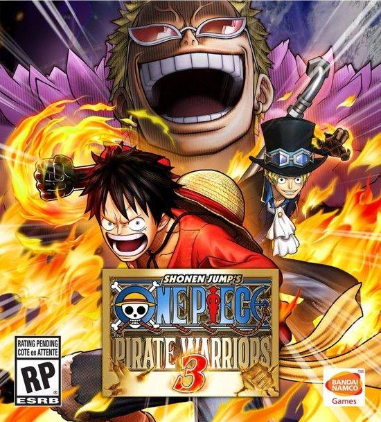 Crack one piece pirate warriors 2 law