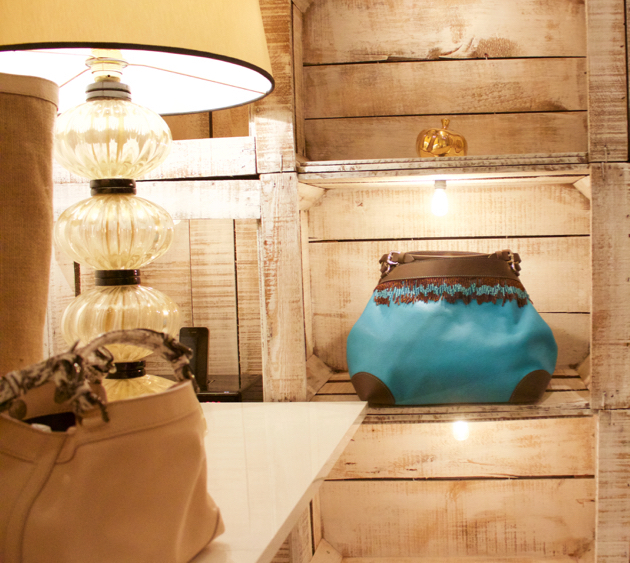 Turquoise Cubo SS16