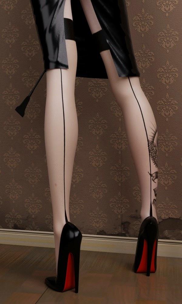 Fetish Accessoies : Louboutin Heels