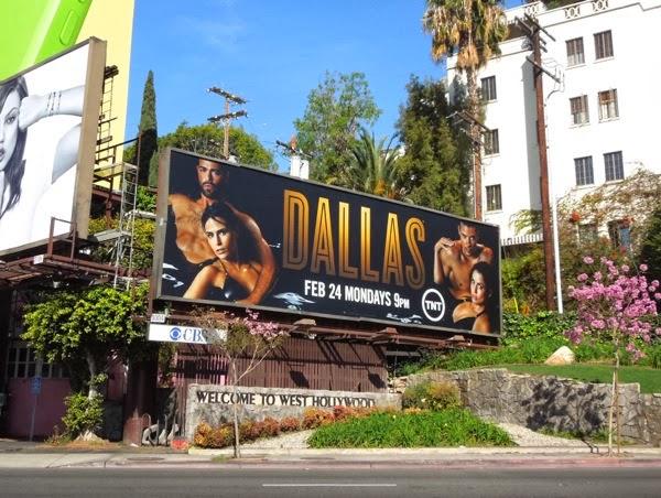 Dallas season 3 billboard