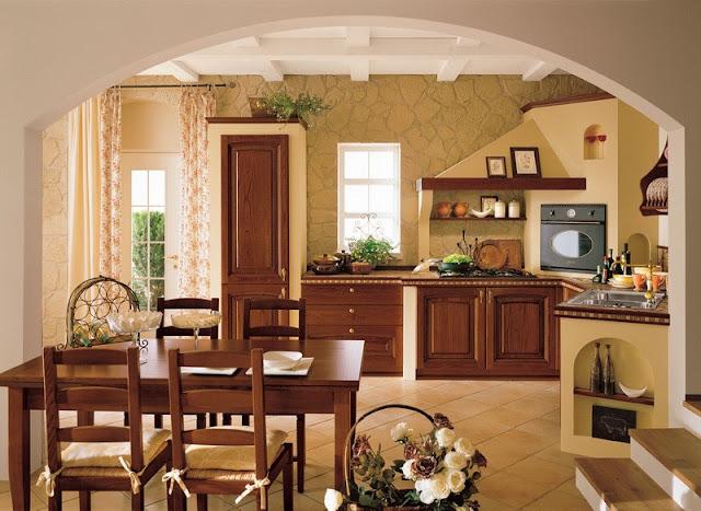 My world la cucina che vorrei - Vorrei ristrutturare casa ...