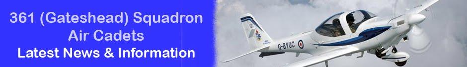 361 (Gateshead) Squadron Blog