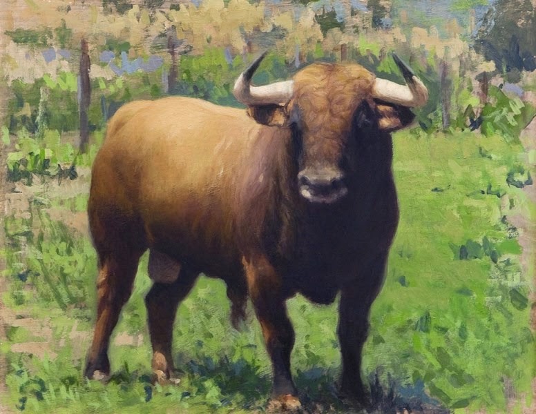 imagenes-de-pinturas-taurinas-y-caballos