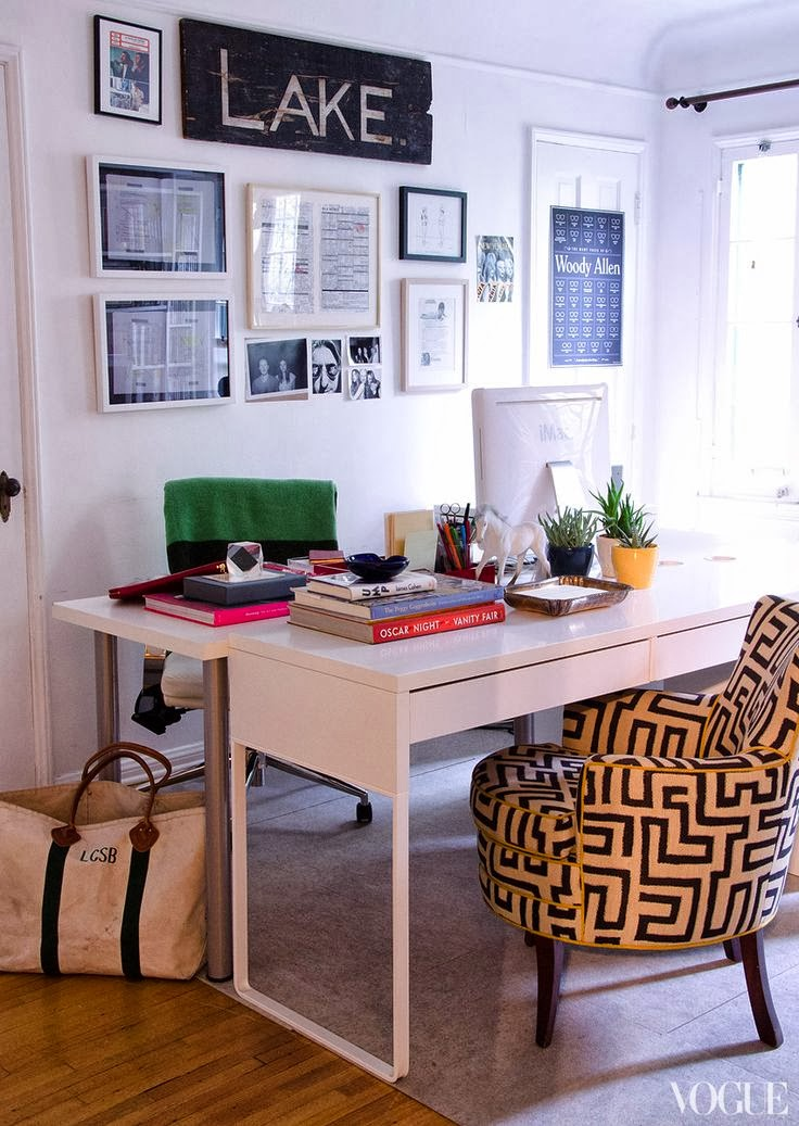 Design Dump Spotted Ikea Desk Bookcase In High End Homes