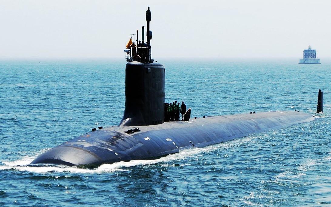 Kapal Selam USS Virginia SSN-774 3