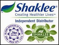 My Shaklee ID - 9099826