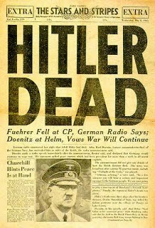 Hitler Mati di Indonesia