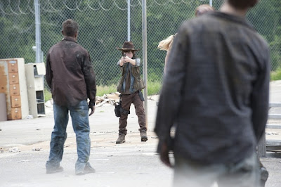 Spoiler!. Quienes mueren en ''Killer Within''. Walking DEAD.