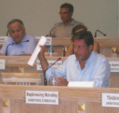 Όργιο υπερκοστολογήσεων στο δήμο Γλυφάδας