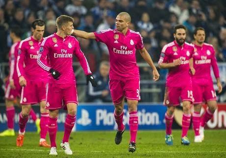 Menanti Rekor Kemenangan Beruntun Real Madrid Di Liga Champions