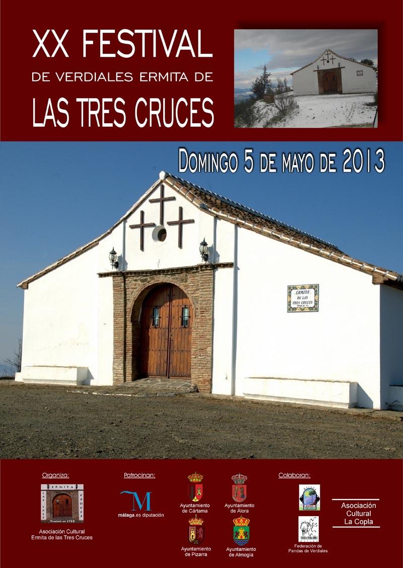 XX Festival de la Ermita de las Tres Cruces. Cártama