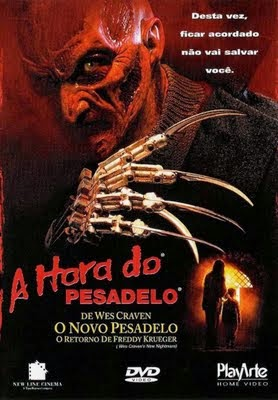 A Hora do Pesadelo 7: O Novo Pesadelo – Dublado (1994)