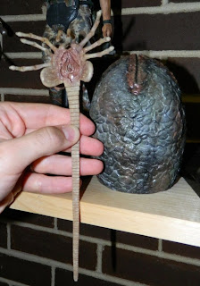 NECA Aliens Facehugger