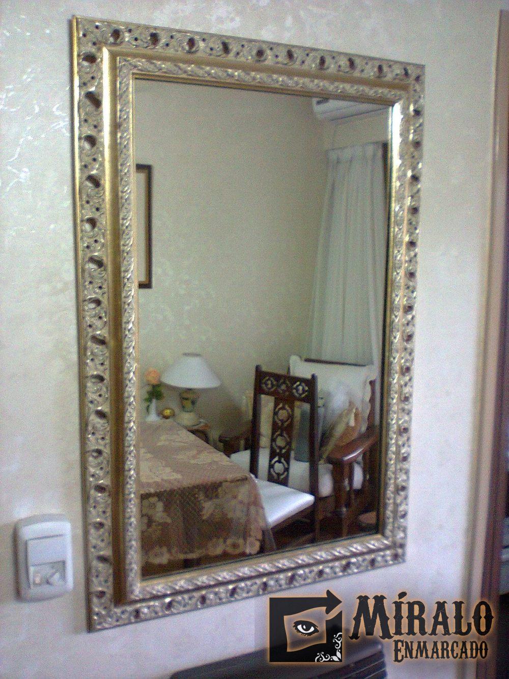 Espejos cl sicos y decorativos a medida - Espejos a medida ...