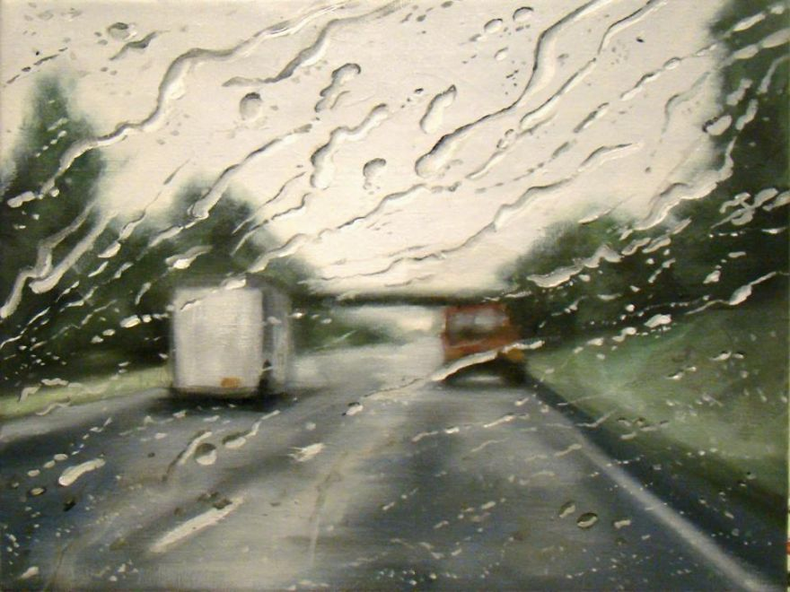 03-Francis-McCrory-Photo-Realistic-Rainy-Windshield-Paintings-www-designstack-co