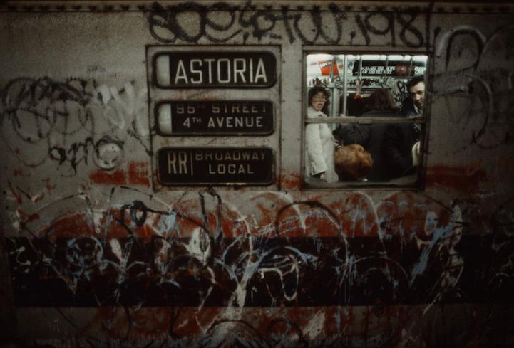 Graffiti en 1981