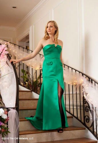 Giulia-Lena Fortuna: The Vampire Diaries: Candice Accola